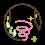 ひばり快腸堂ロゴ