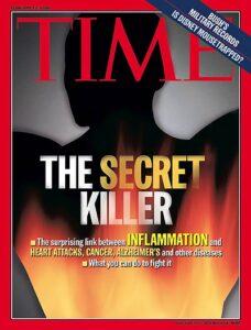 the secret killer 慢性炎症